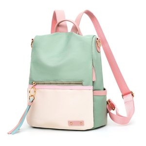 Women Backpack Female 2020 New Shoulder Bag Multi-Purpose Casual Fashion Ladies Small Backpack Travel Bag For Girls