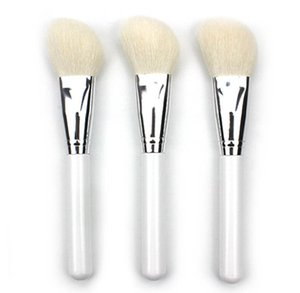 2020 new White Foundation Blush Powder Blending Eyebrow Cosmetic Make Up Brushes Eyeshadow Contour Makeup Brushes Tools