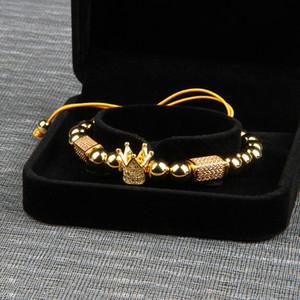 مجوهرات جديدة سوار الرجال والنساء ولي مكرم الزفاف نمط سحر أساور أساور قابل للتعديل اكسسوارات هدية
