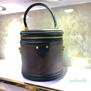 Designer Bucket bag for women Orignal leather fashion women shoulder bag Tote designer handbags presbyopic purse messenger bag l26