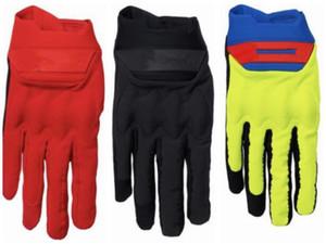 High quality box logo fashion non slip warm motorcycle gloves cycling racket gloves