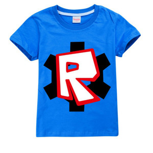 2020 Kids Fashion T Shirts Children Clothing 2020 New Arrival Kids Trend Letter Printed Tees Tops Boys Girls Breathable Short Sleeve T-shirt
