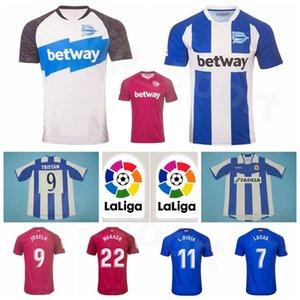 ديبورتيفو الافيس جيرسي 2019 أطقم قميص 2020 لكرة القدم لوكاس 7 بيريز 5 فيكتور لاغوارديا 21 مارتن Aguirregabiria 18 أليكس فيدال الرئيسية لكرة القدم