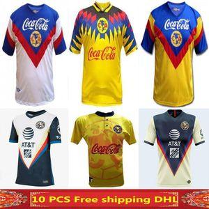 20 21 Club America soccer Jerseys home away 2020 2021 LIGA MX Club America retro soccer Jersey 93 94 95 96 99 Football Shirts