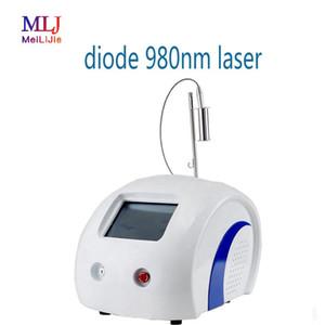 laser de 980nm vascular Aranha veia do laser remoção diodefor laser de vasos sanguíneos remoção 980nm