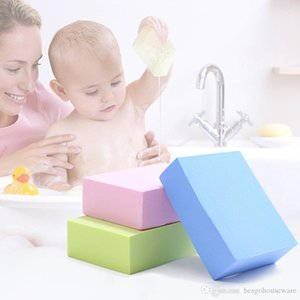 Baby Bathing Sponges Multi-function Bath Artifact Powerful Remove Mud Decontamination Bath Body Shower Exfoliating Sponge BH0652 TQQ