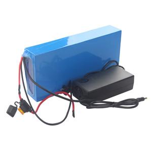IP65 à prova de água de alta qualidade bateria de e-scooter de 60V 12AH Li-ion 18.650 baterias 40A BMS para 750W a 1500W de motor com carregador