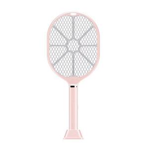 zanzara di controllo dei parassiti elettrico portatile swatter zanzara lampada sfiora Killer Fly swatter con zanzara trapping funzione Racquette