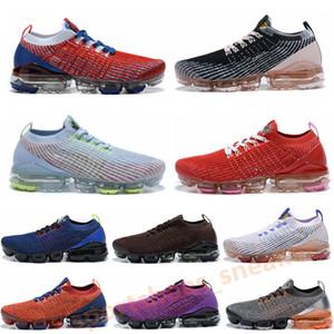 Новый Fly 3,0 Кроссовки Knit 3,0 Mens женщин кроссовки Тройной Черный Белый Синий Радуга Fury Фиолетовый Спорт Открытый Walker обуви