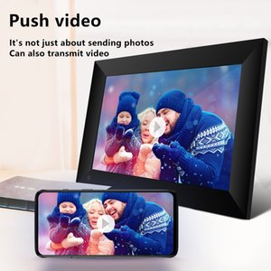 HD WiFi Digital Picture Frame 8in 16GB Smart Picture Mult-Media Player MP3 800x1280 IPS Touch Screen Full Function Good Gift