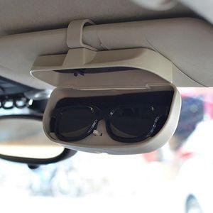 Автомобиль авто интерьер очки ящик для хранения чехол для Volvo S60 S90 XC90 S80L XC60 V60 / Renault Koleos Latitude стайлинга автомобилей GGA184