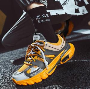 Les chaussures de sport les plus populaires pour hommes, série 3.0TRACK, chaussures de sport volantes et semelle d'usure respirante tissée, chaussures de jogging en plein air, livraison gratuite