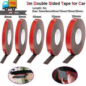 3M قوي على الوجهين الدائم لاصق الغراء الشريط سوبر مثبت للبقيادة السيارات