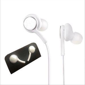 Auricolari per cuffie S10 di alta qualità Auricolari per Samsung S10 S10E S10P s9 s8 s7 plus per Jack In Ear cablato 3.5mm EO-IG955 100 pezzi Nuovo