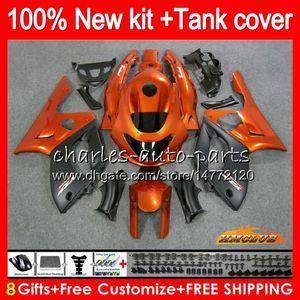 Thundercat YAMAHA YZF orange noir 600 R CC 600CC 600R 72HC.17 YZF600R YZF600R 96 97 98 99 00 01 02 03 04 05 06 07 1996 2007 carénages