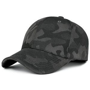 Unisex Cotton Caps Camouflage Baseball Cap Men Women Summer Snapback Hats Adjustable Hip-Hop Sun Hat Caps Female Bone