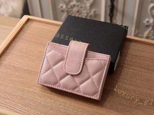 Горячая распродажа бесплатная доставка Оптовые кошелек многоцветный дизайнер портмоне мужчины держатель карты оригинальной коробке женщины классический молния карман