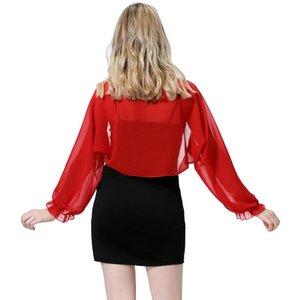 New Women Chiffon Driving Car UV Protection Arm Sleeve Shrug Cover Shawl Wrap Top Scarf Cape Summer Beach Sports Cuff Shoulder