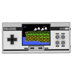 Venda quente Coolbaby RS-88 Família Console de Jogo de Bolso Portátil Retro Mini Handheld Game Player Pode Armazenar 348 Jogos Clássicos de 3,0 Polegada LCD a Cores