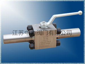 the q61n extended high-pressure ball valve Q61N Extended High Pressure Stainless Steel Ball Valve