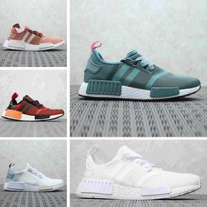 adidas nmd xr1 NMD XR1 디자이너 신발 Mastermind Japan Skull Fall 올리브 그린 카모 글리치 블랙 화이트 블루 얼룩말 팩 남성용 여성용 러닝 슈즈 36-45