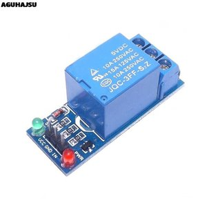 전자 부품 보드 실드를 들어 PIC AVR DSP ARM 인터페이스 1PCS 5V의 낮은 레벨 트리거를 한 1 채널 릴레이 모듈 공급