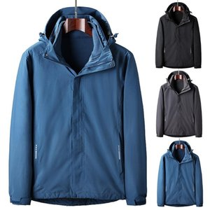 Couple Sport Clothing Outdoor Casual hiking Camping Skiing Outwear Blouse Jacket Fashion Windproof Hoodie Hat Detachable