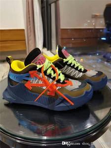 أحدث إطلاق نمط جديد في خريف وشتاء زوجين نمط أحذية الأب جلد البقر المطحون ، أحذية رياضية شبكة تنفس