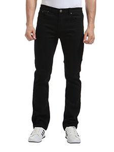 Regolare Etero Slim Fit Alice Elmer Uomo Leg Jeans