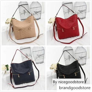S New Fashion Shoulder Bags Genuine Leather And Exquisite Handbags For Women Perfect Quality