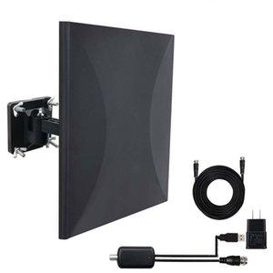 150 Mile Range Indoor / Outdoor 4K TV антенна Открытый Усиленный Aatal TV Upgrade Omni Directional HDTV-приемник