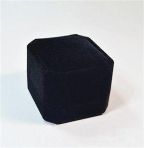 4 * 5 * 5.5 cm Casos de Jóias de Alta Qualidade Reunindo Caixas de Anéis de Cor Sólida de Plástico Caixas de Presente de Festa de Dia dos Namorados 1 96cs E1