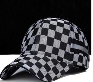 100 ٪ قطن القبعات ذات نوعية جيدة الأزياء الأوروبية والأمريكية واقية من الشمس المرأة قبعات رجالية في الهواء الطلق الرياضة قبعات البيسبول ICON D2 new5
