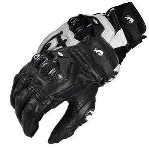NEW Hot Sale Furygan AFS 6 Leather Motorcycle gloves Moto GP BMX Gloves Downhill mountain bike Cycling racing glove H