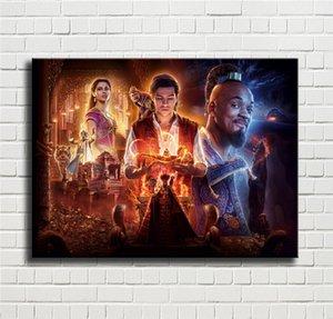 Aladdin 2019 Movie,Home Decor HD Print Modern Art Canvas (Unframed   Framed) 24x32&quot