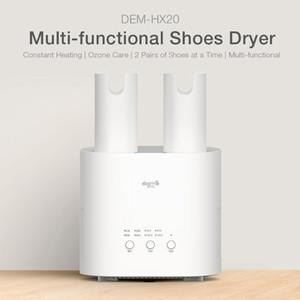 Xiaomi Youpin Deerma inteligente Multi-Function Retractable sapatos Secadores Multi-efeito Air Esterilização U Out Shoes Titular