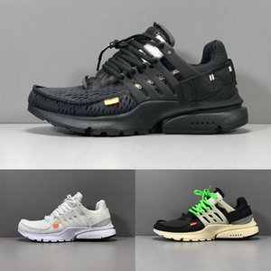 2019 New Unisex DHL Fast Shipping Best Quality Presto White Black OFF 패션 운동화 Running Shoes Size 36-46