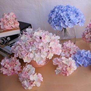 همية زفاف زهرة الحرير الجملة 17CM 50 جهاز كمبيوتر شخصى / منديل كوبية محاكاة الزهور في حفل زفاف زهرة الجدار الديكور