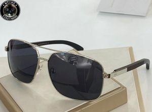 New Brand Leopard Eyewear Mens Polarized Sunglasses for Sports Outdoor Driving Polaroid Sunglasses Men Pilot Metal Frame Sun Glasses Gafas