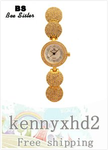 New noble temperament trend wild hot watch high-end chain watch full diamond female watch FA1606