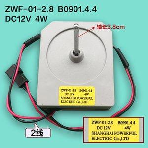 Buzdolabı parçaları ZWF-01-2.8 B0901.4.4 Meiling BCD-356WE için dondurulmuş soğutma fanı
