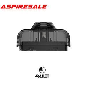 100% authentische UWELL Amulett-Hülse Patrone 2ml Kapazität 1,6 Ohm Nachfüllbare Hülse für Uwell Amulett-Hülse System Vape