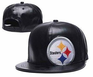 2020 Üst Kalite Deri Kapak Tasarımcı Snapback Cap Takımlar Logo Erkekler ve Kadınlar Hip Hop Baba Şapka Beyzbol Şapka karışık düzen Ücretsiz nakliye