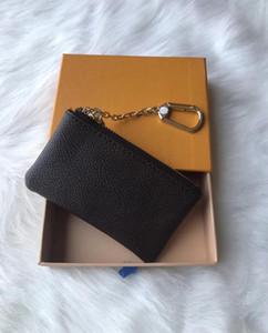 Бесплатная доставка! Специальные 4 цвета клавиша сумка на молнии кошельки монеты кожаные кошельки женщин дизайнерский кошелек 62650