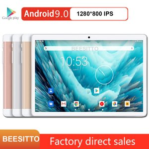 2020 Newest 10 inch Tablet pcs Android 9.0 OS 2GB RAM 32GB ROM Bluetooth WiFi Dual Sim 3G tabletS 10.1 Free Shipping+Gifts