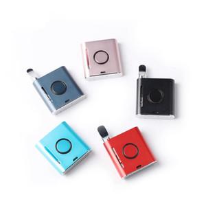 100% Original Komodo VMOD Battery Kit 900mAh Preheat Variable Voltages USB Charging 510 Thread Cartridge Portable Vaporizer Mod