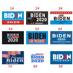 2020 Bandeira Eleição JOE BIDEN Presidente 90x150cm bandeira americana Eleição Biden 2020 Eleição Banners Bandeiras 9 Styles customizável DBC BH3809