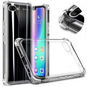 Cushion Air Airbag weicher TPU Transparent klarer Fall für XIAOMI 8 SE 9 Max Mix 3 CC9 CC9E A2 A3 Lite Redmi S2 Note 5 6 7 8 Pro 6A 7A 8A GO K20