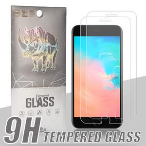 Protection d'écran pour LG STYLO 5 Aristo 4 PLUS Alcatel 3V 2019 Verre trempé pour iPhone 11 PRO MAX 7 8 PLUS Google Pixel 4 XL LG G8X THINQ