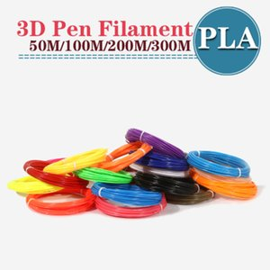 1.75mm 1.75mm PLA خيوط 20 الألوان 3D طباعة القلم 3D طابعة البلاستيك ABS خيوط الأقلام وتقاسم المنافع Safety100m200m البيئة